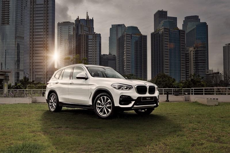 BMW X3 terbaru usung sejumlah ubahan