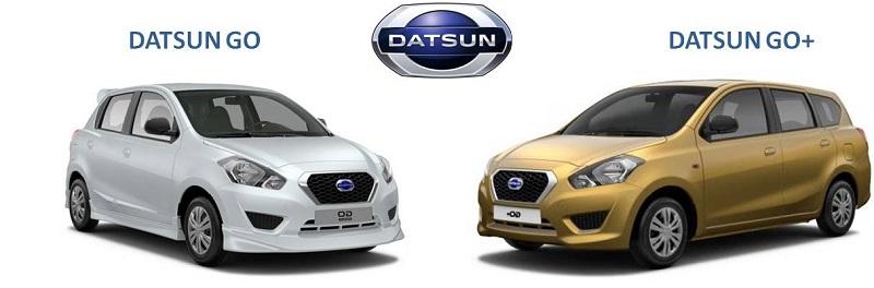 Perbedaan Datsun Go dan Datsun Go+