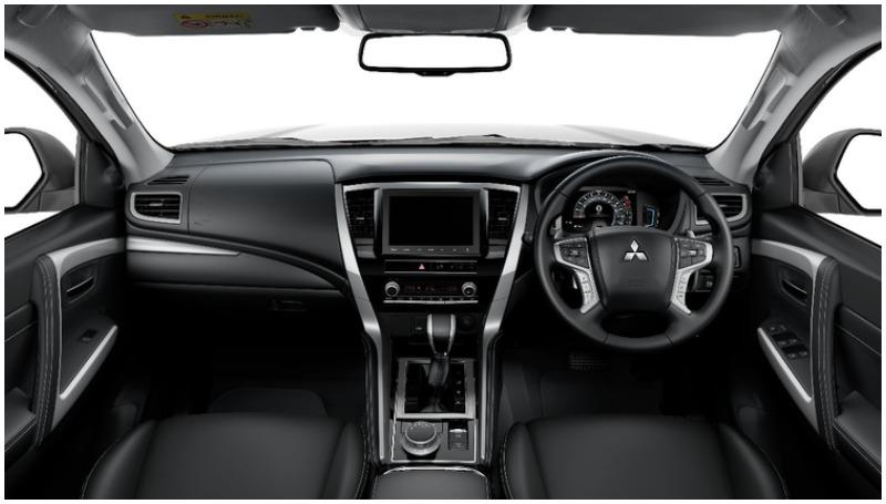 Mirror Screen and WiFi on the go jadi standar Mitsubishi Pajero Sport facelift
