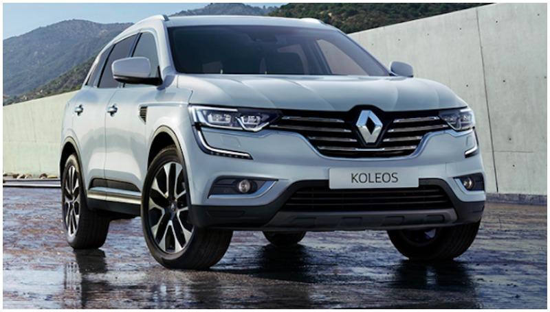 New Renault Koleos - mobil eropa murah
