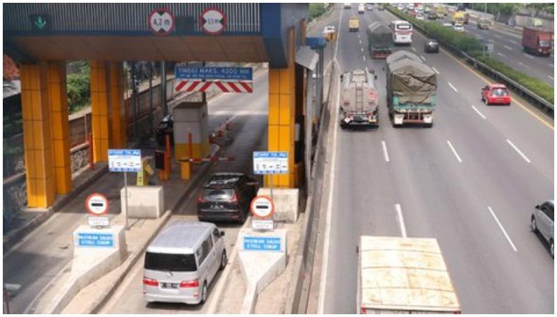 transaksi di gerbang tol akan semakin cepat dan lancar