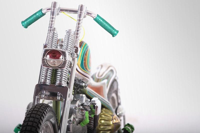 motor custom terbaik