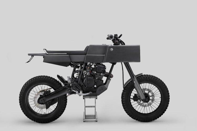 t-005 cross motor custom terbaik thrive