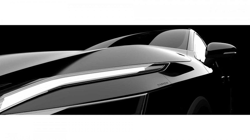 Teaser Nissan Qashqai 2021