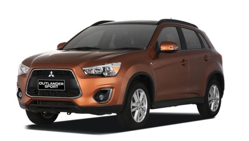 Mitsubishi Outlander Indonesia