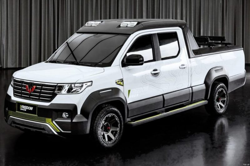 Wuling Journey Freedom Edition