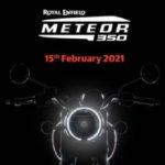 bocoran royal enfield meteor 350