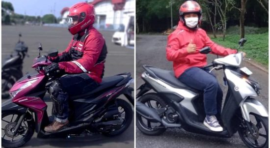 honda beat vs yamaha gear 125