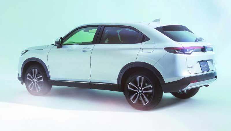 Honda HR-V Baru 2021