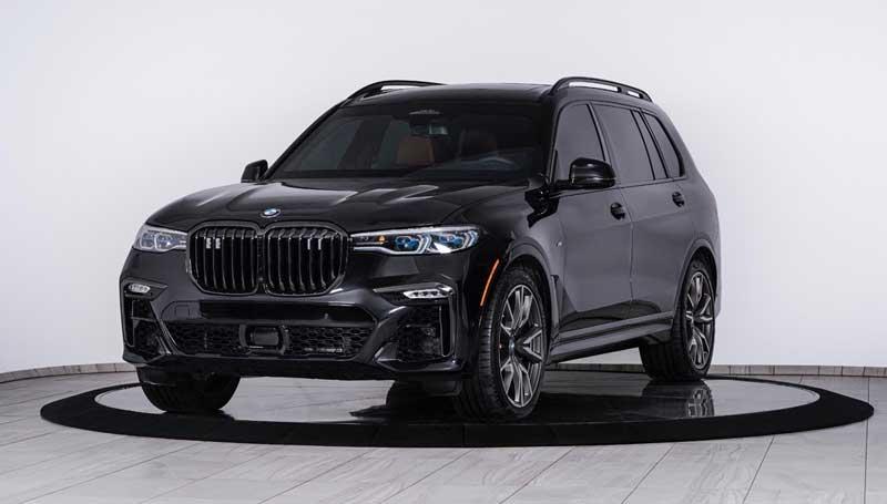 Modifikasi BMW X7