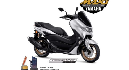 Warna Baru All New NMAX 155 Connected / ABS