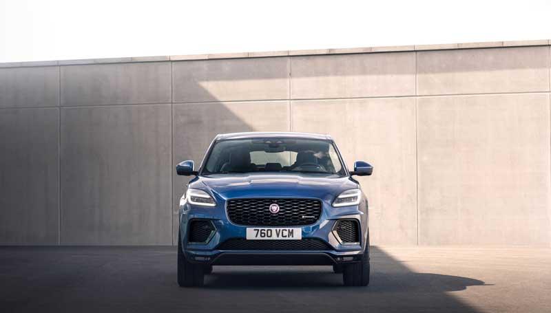 mobil listrik jaguar mengaspal 2025