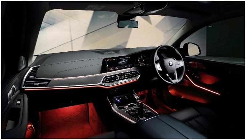 BMW X7 xDrive 40i Opulence