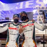 Sean Gelael Menang di Asian Le Mans Series 2021
