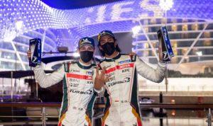 Sean Gelael Menang di Asian Le Mans Series 2021
