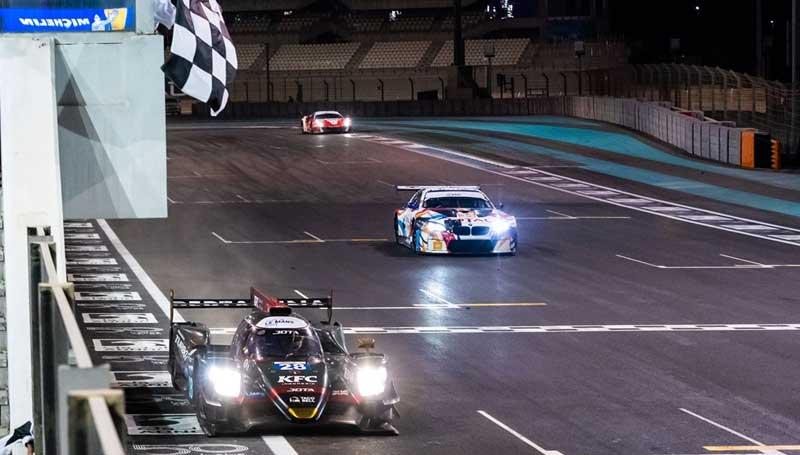 Sean Gelael Raih Kemenangan di Asian Le Mans Series 2021