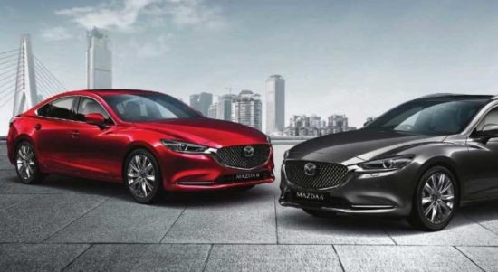 Model terbaru Mazda6