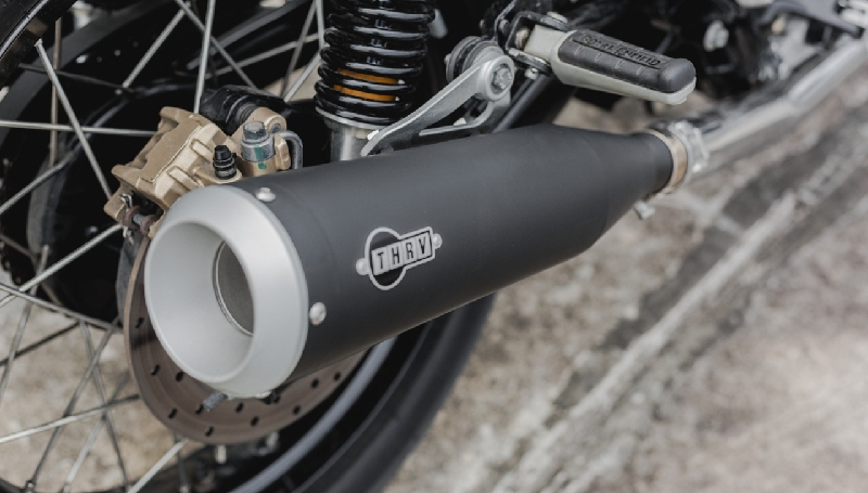 Knalpot Thrive Motorcycle