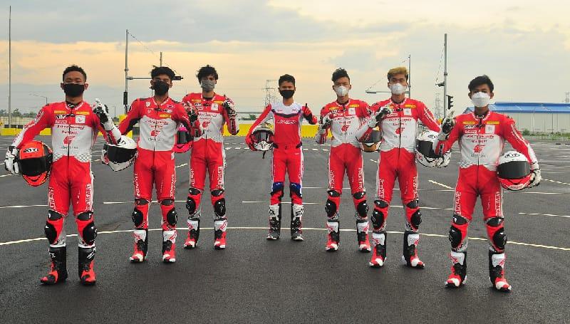 pembalap Astra Honda Racing Team