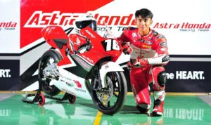 pembalap Astra Honda Racing Team