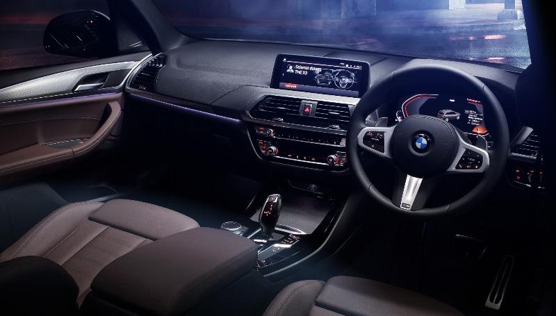 BMW X3 xDrive30i M Sport