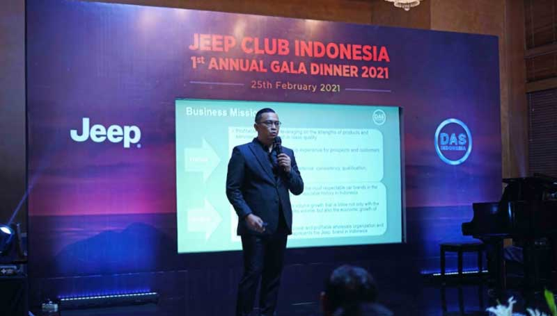Komunitas Jeep Indonesia