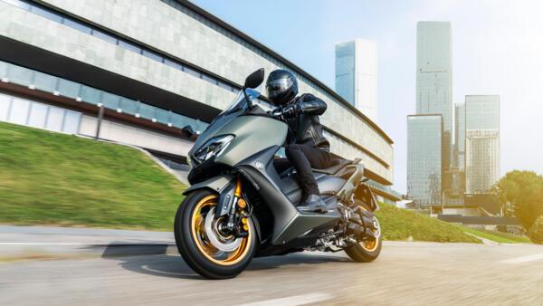 Yamaha TMax 560 Terbaru