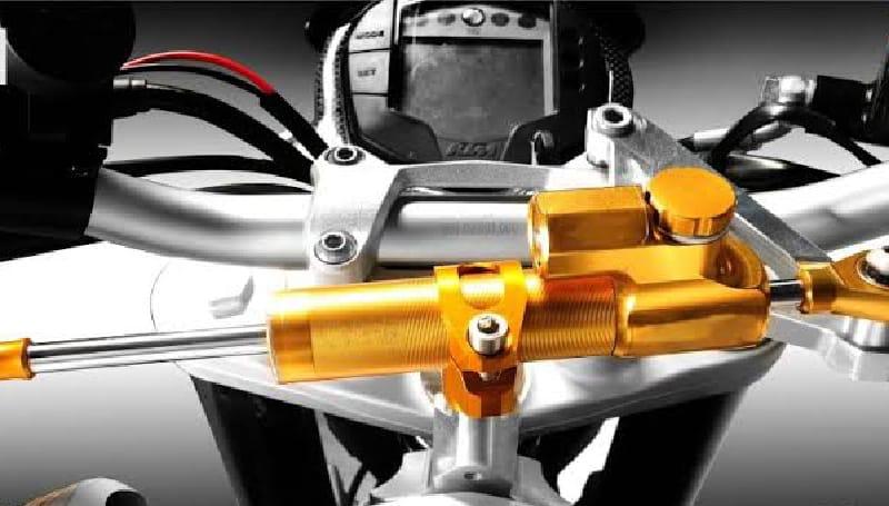 Fungsi Steering Damper