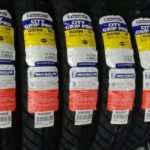 Ban Motor Michelin
