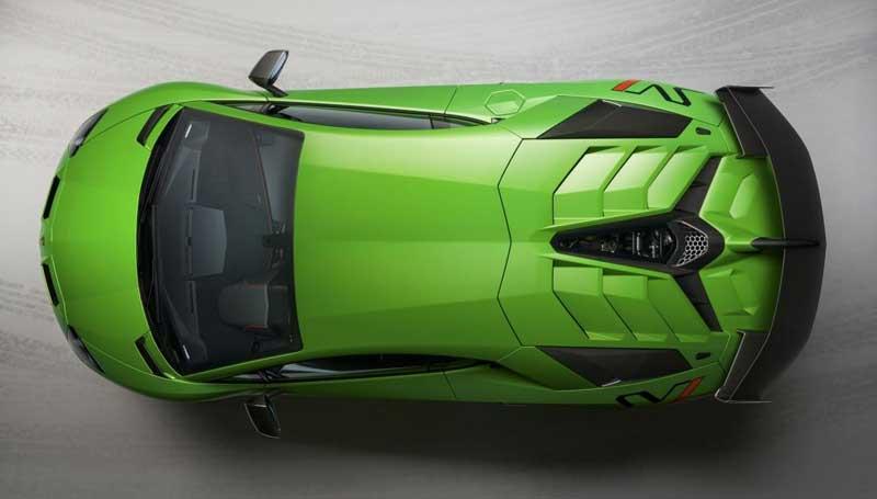 Lamborghini Aventador SVJ direcall