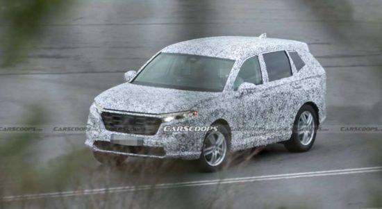 Honda CR-V generasi terbaru