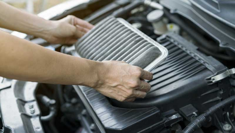 perawatan filter udara mobil