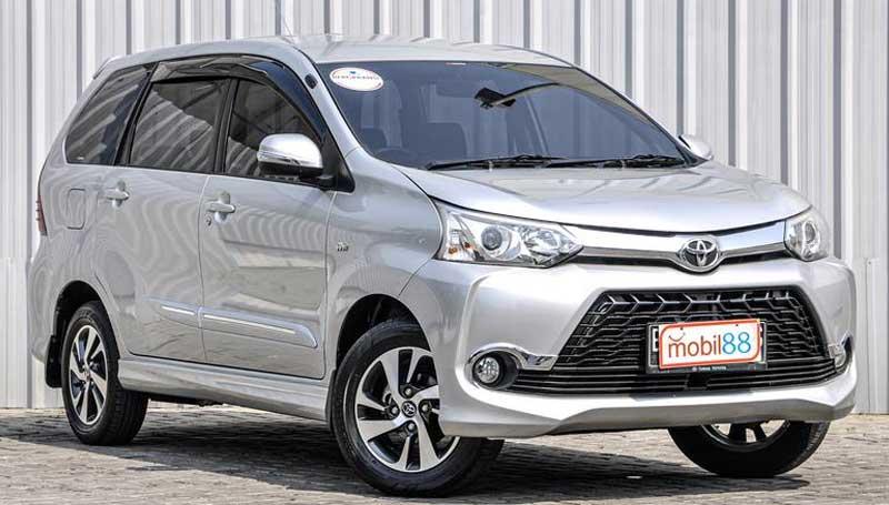 Toyota recall avanza