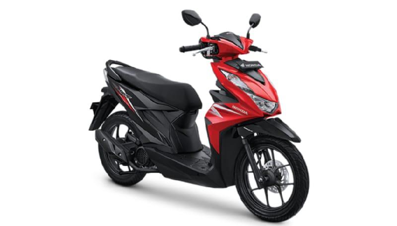 Alasan Untuk Pilih Honda BeAT