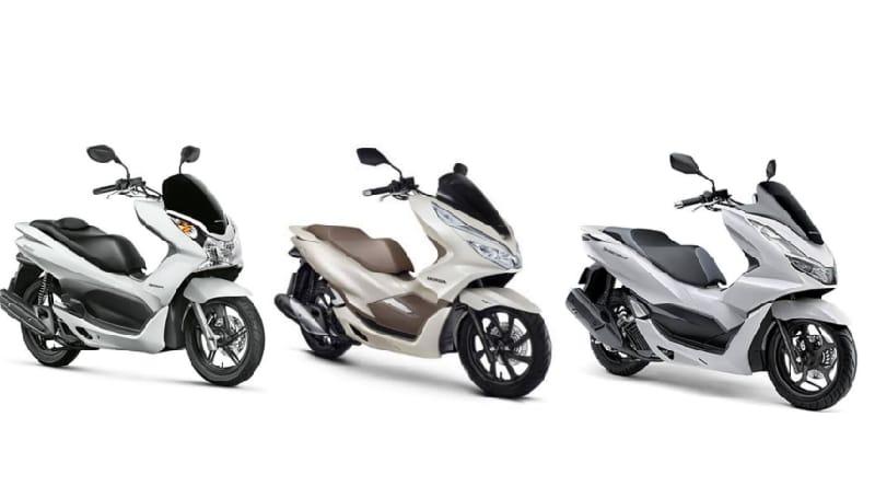 Sejarah Honda PCX