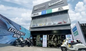 dealer piaggio Indonesia