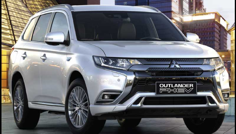 Harga Mitsubishi Outlander PHEV