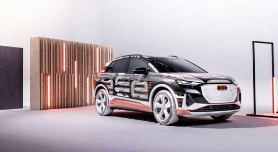 Audi Mulai Stop Pengembangan Mesin Konvensional