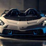 Model terbaru Lamborghini
