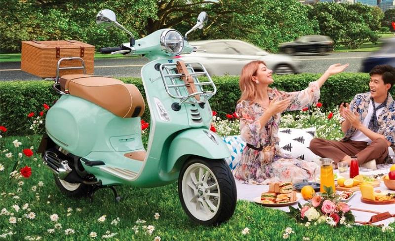 vespa primavera 150 picnic edition