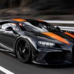 Mobil tercepat di dunia