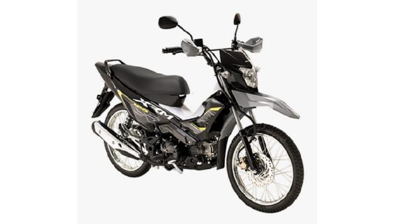 All New Honda XRM 125