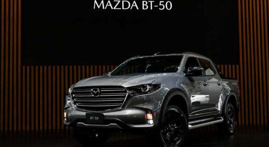 Mazda BT-50 diluncurkan di BIMS 2021