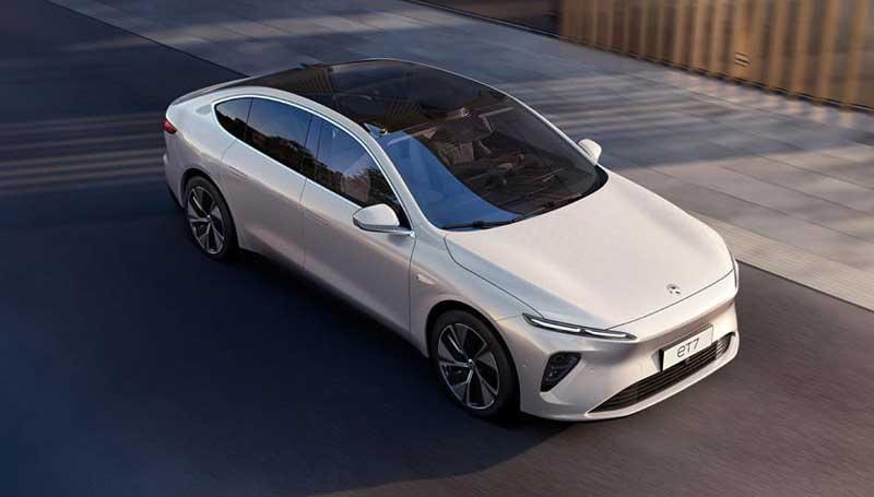 Mobil listrik Xxiaomi