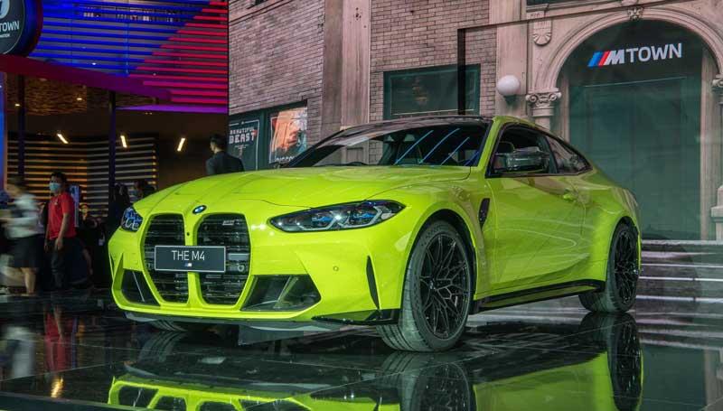 3 mobil sport mewah di BIMS 2021