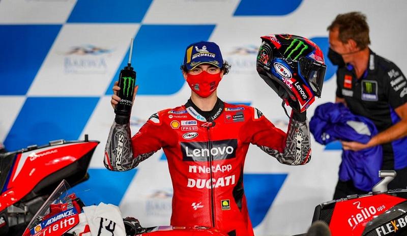 juara motogp qatar 2021