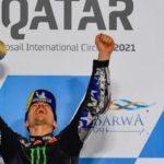 vinales juara motogp qatar 2021
