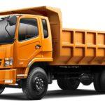 target penjualan truk mitsubishi 2021