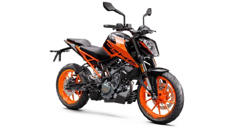 KTM Duke 200 2021