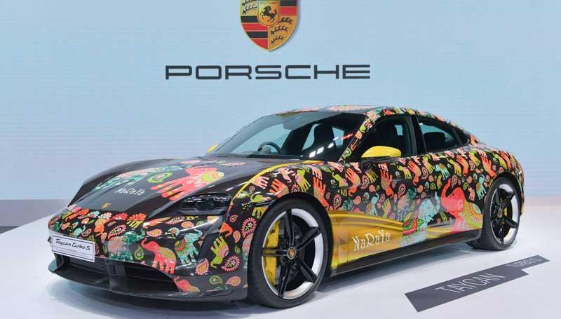 Mobil listrik di Bangkok International Motor Show